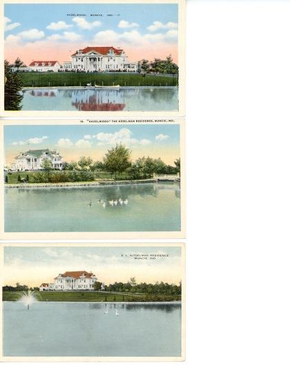 Kitselmen Estate postcards