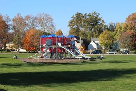 Tuhey Park Playground 2016