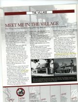 Meet me in the Village Article - 2002