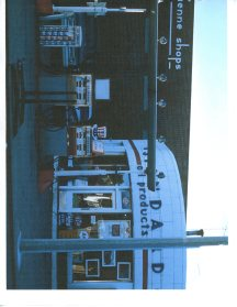 Gas stations and the Collegienne Shops