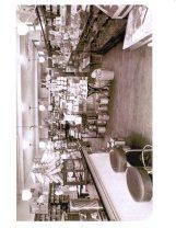 Inside of Dalby's Drug Store