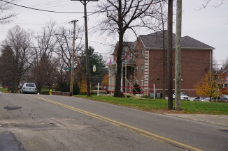 Sigma Phi Epsilon house on Riverside - 2016