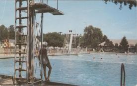 Tuhey Pool - 1970s
